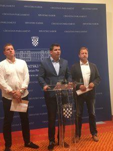 Vedran Jerkovic Nikola Grmoja i Tomislav Panenic