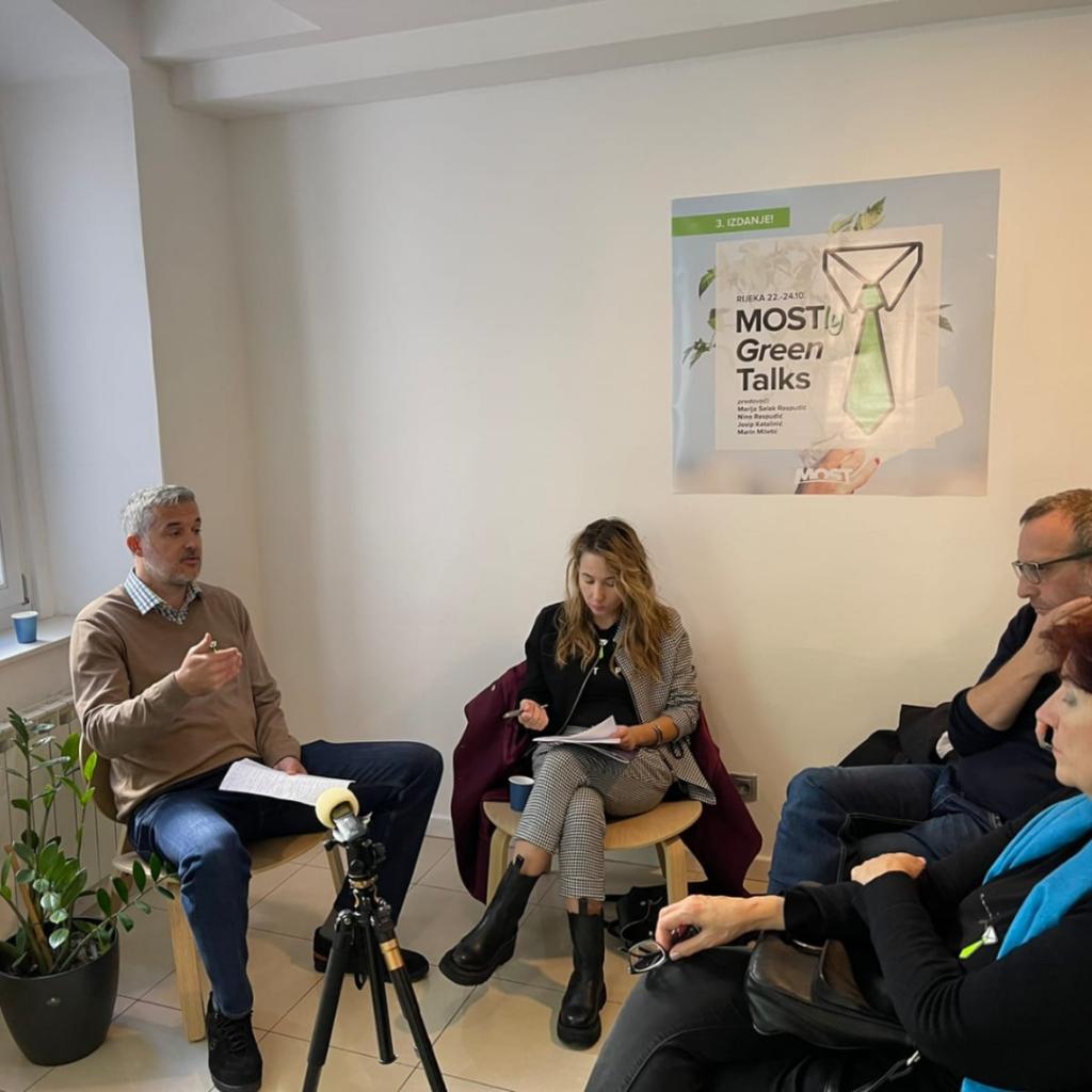"""Nino Raspudić: Konzervativci imaju najkvalitetnije i najdublje utemeljenje da govore o zaštiti okoliša, a pozicija tzv. """"zelene ljevice"""" je paradoksalna"""